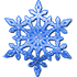 Снежинка8