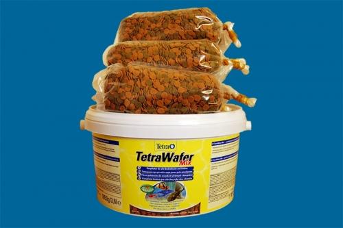 TetraWafer Mix