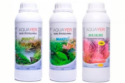 Удобрения и средства борьбы с водорослями