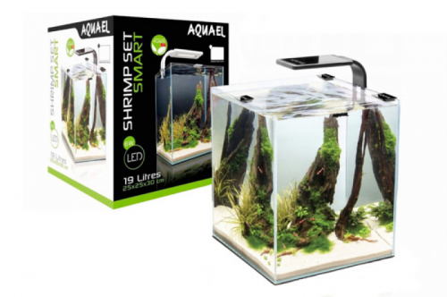 AQUAEL SHRIMP SET SMART 19L