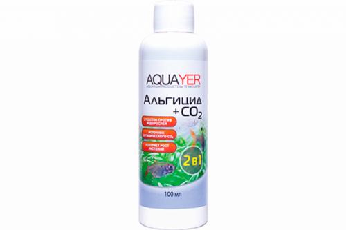 AQUAYER Альгицид+СО2 (против водорослей)
